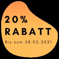 20%Rabatt